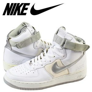 "Nike AIR FORCE 1 HI L/M ""20th"" Size US 10"